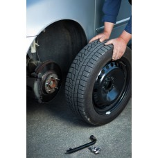Mobile Winter Tire installation